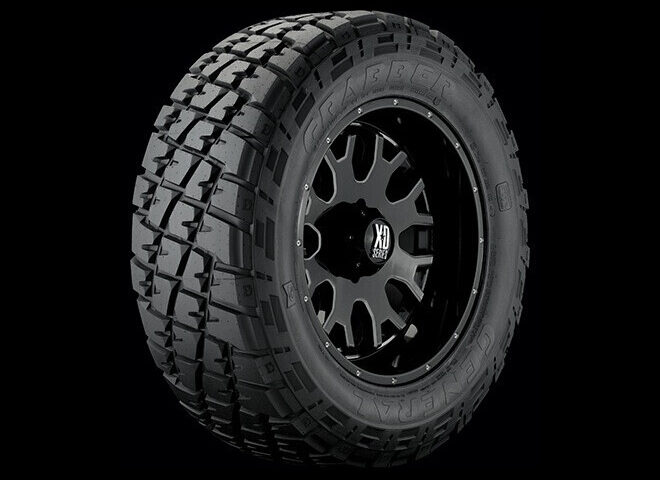 General Grabber At2 All Terrain Tire Review Auto By Mars