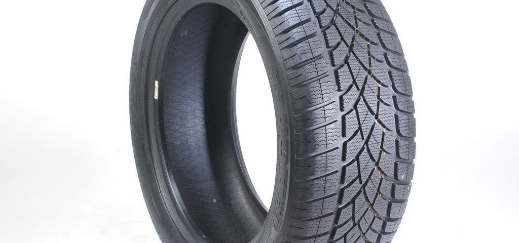 Dunlop SP Winter Sport 3D Tire Test