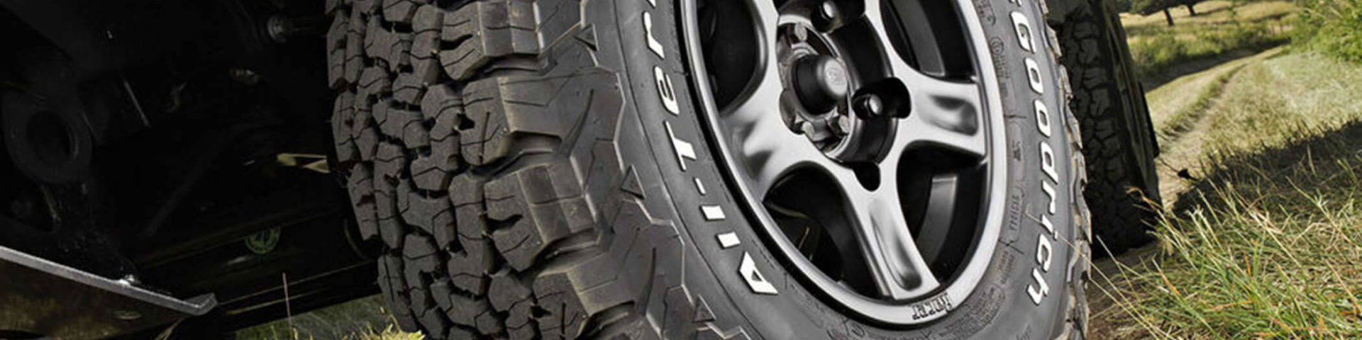 Best All Terrain Truck Tires