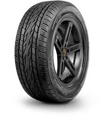 3.Continental CrossContact LX20 All Season SUV Tires