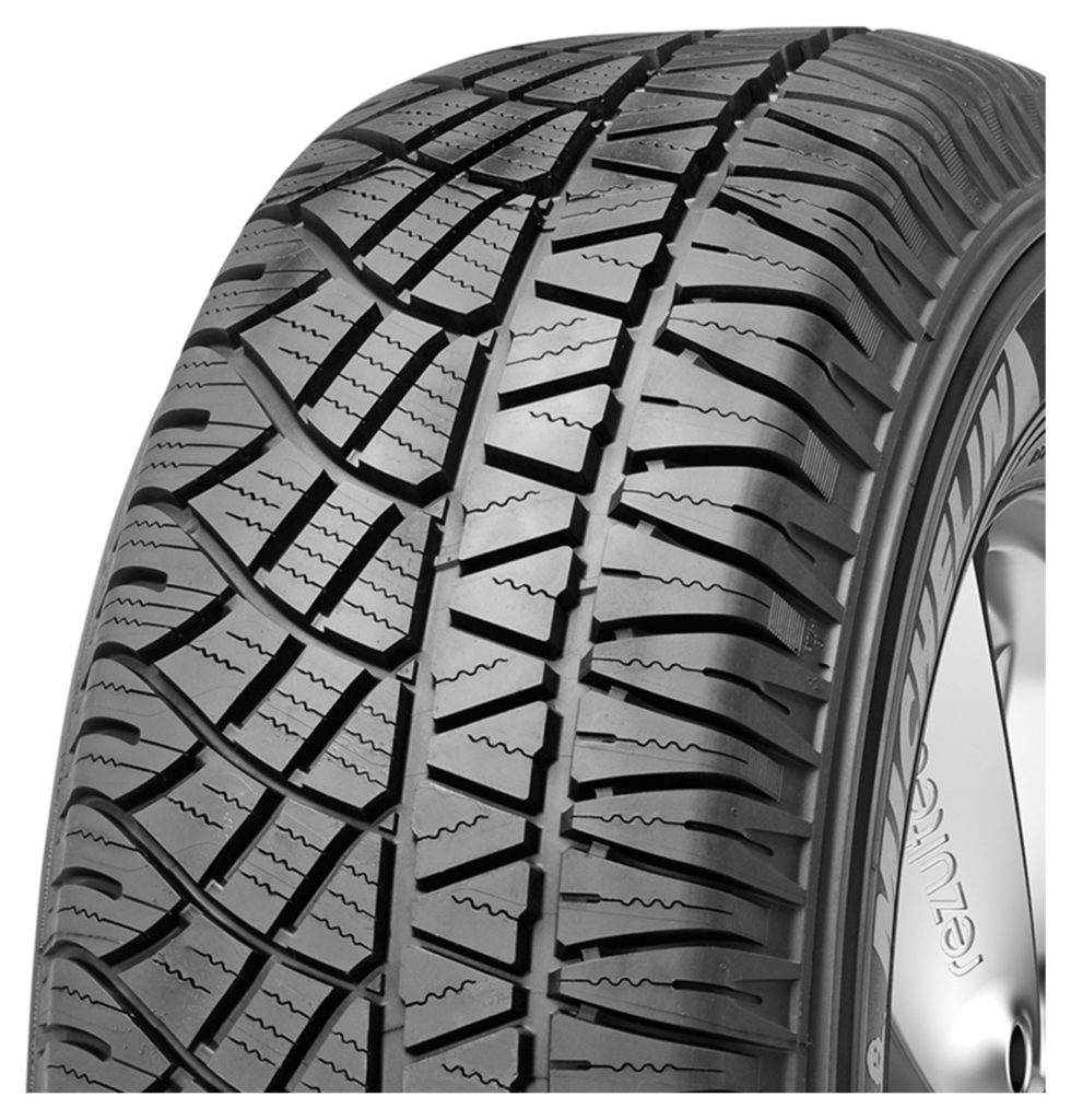 Michelin Latitude Cross SUV Tire