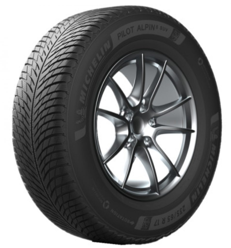 Michelin Pilot Alpin 5 SUV Witer Tire