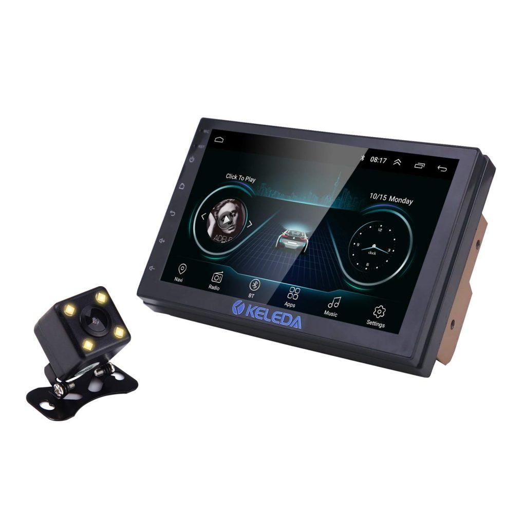Android Car Stereo Double Din