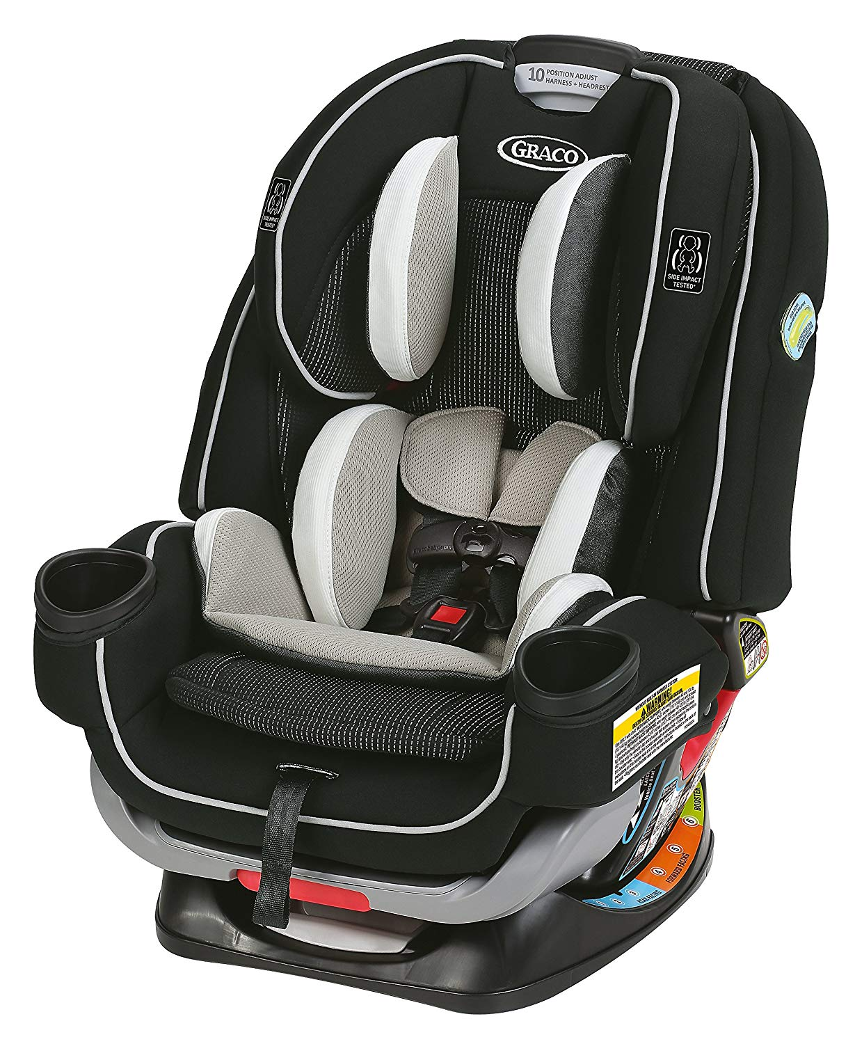 Graco 4Ever Extend2Fit All in One