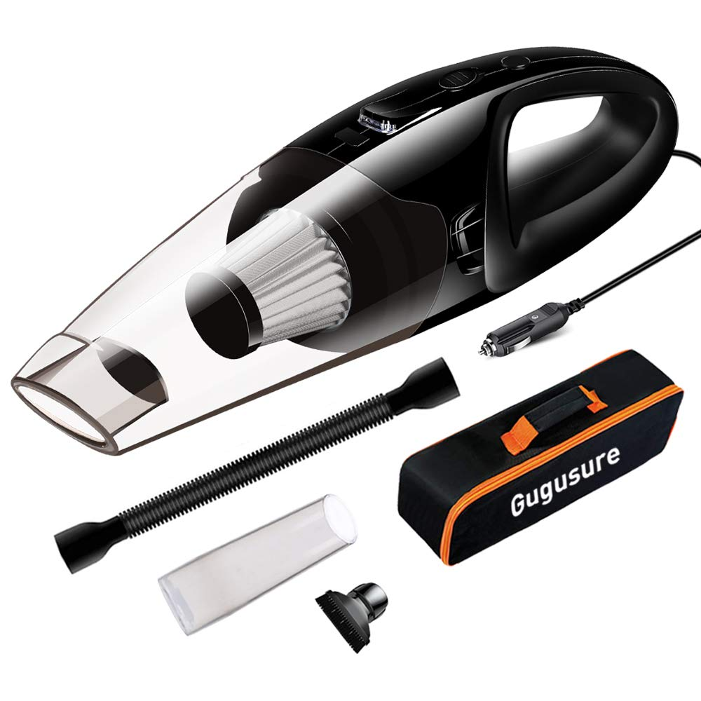 Gugusure Car Vacuum Cleaner