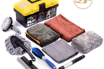 Car Cleaning Tool Kit
