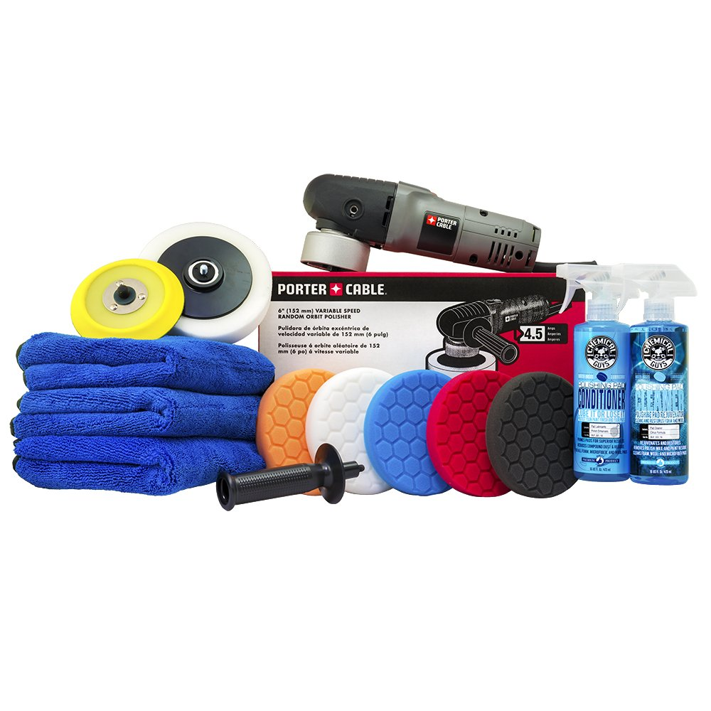 Car Polishing Kit Complete Car Detailing