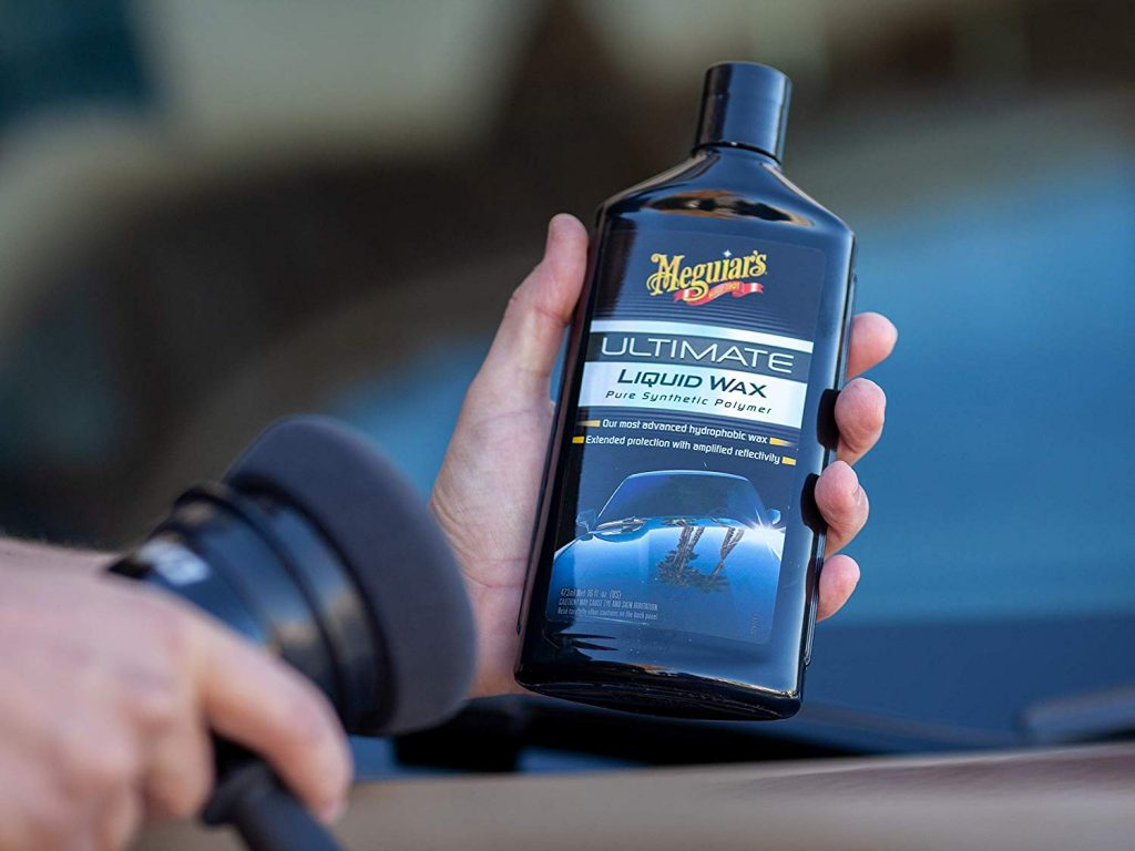 Car waxing products