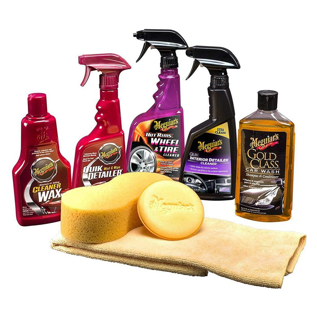 Meguiar's Car Wash & Wax Kit