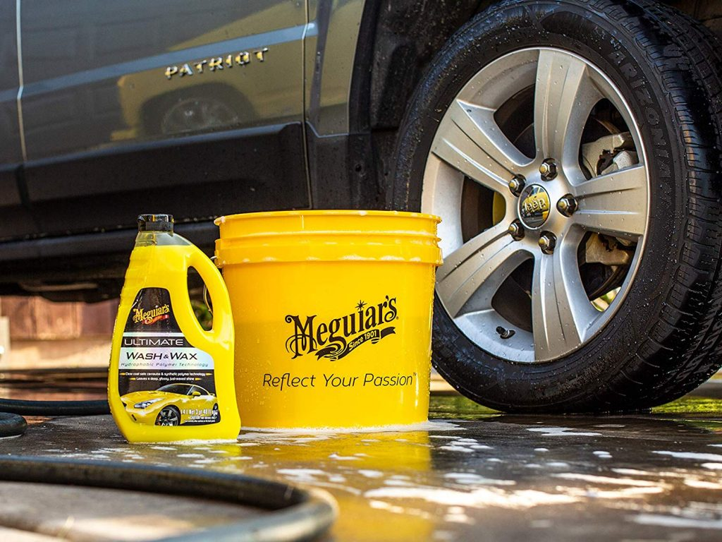 Meguiars Wash and Wasx Kit