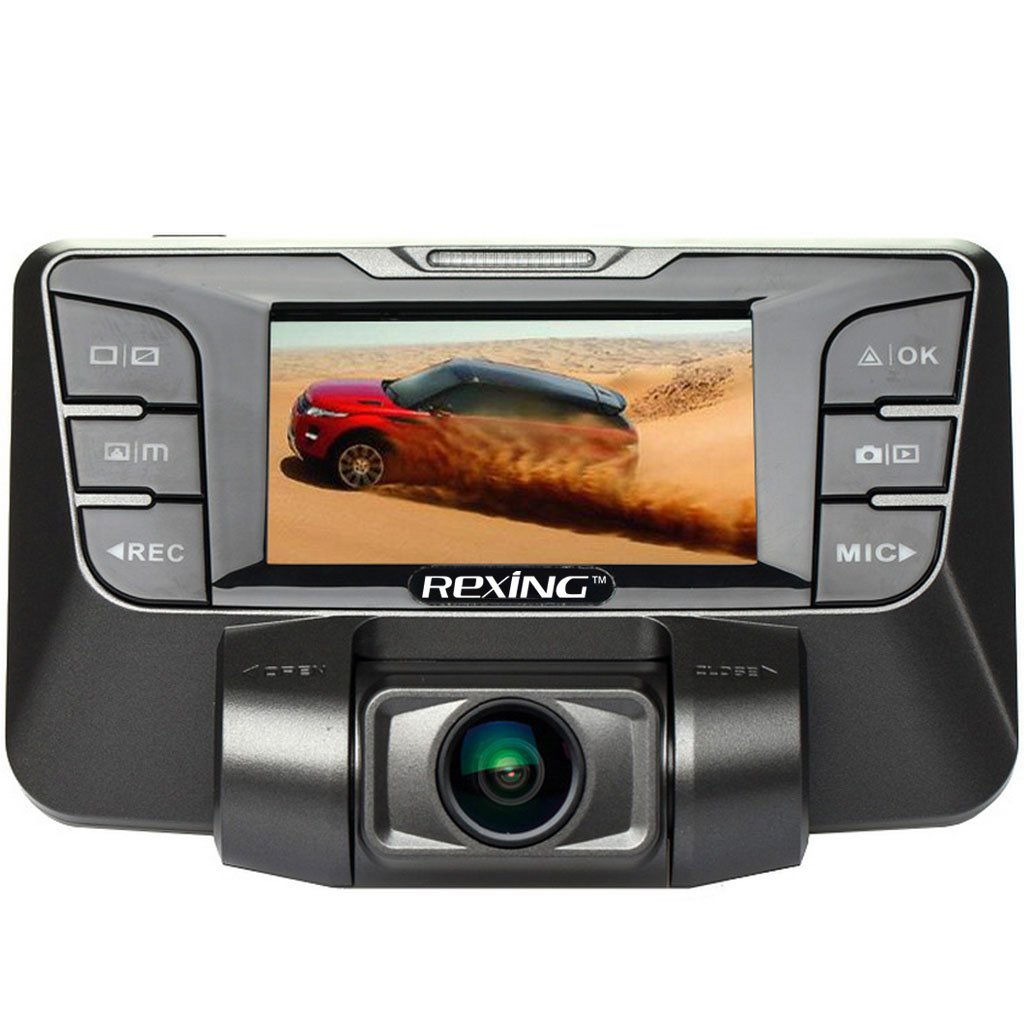 Rexing S300 Car Dash Cam Review