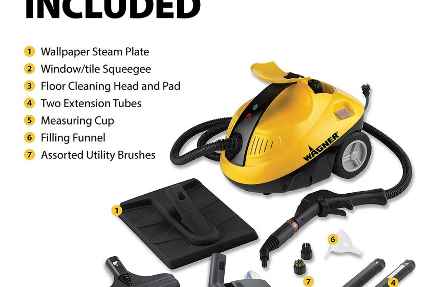 Wagner Steam Cleaner 915