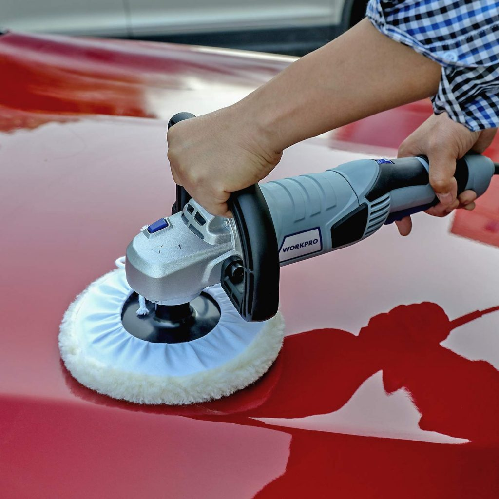Workpro Car Polisher