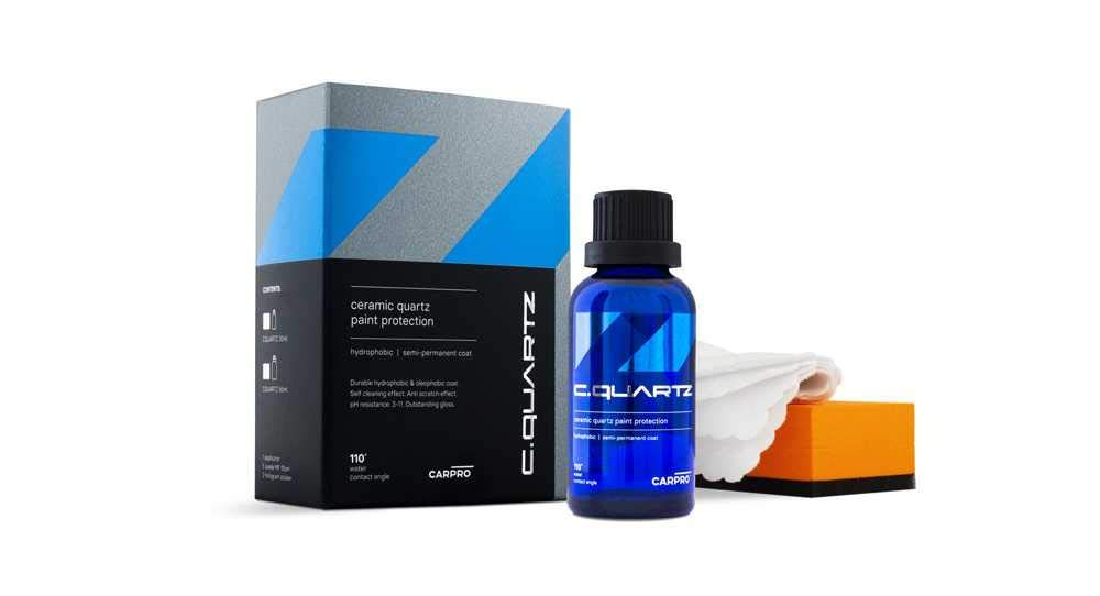 CarPro Cquartz Review Kit