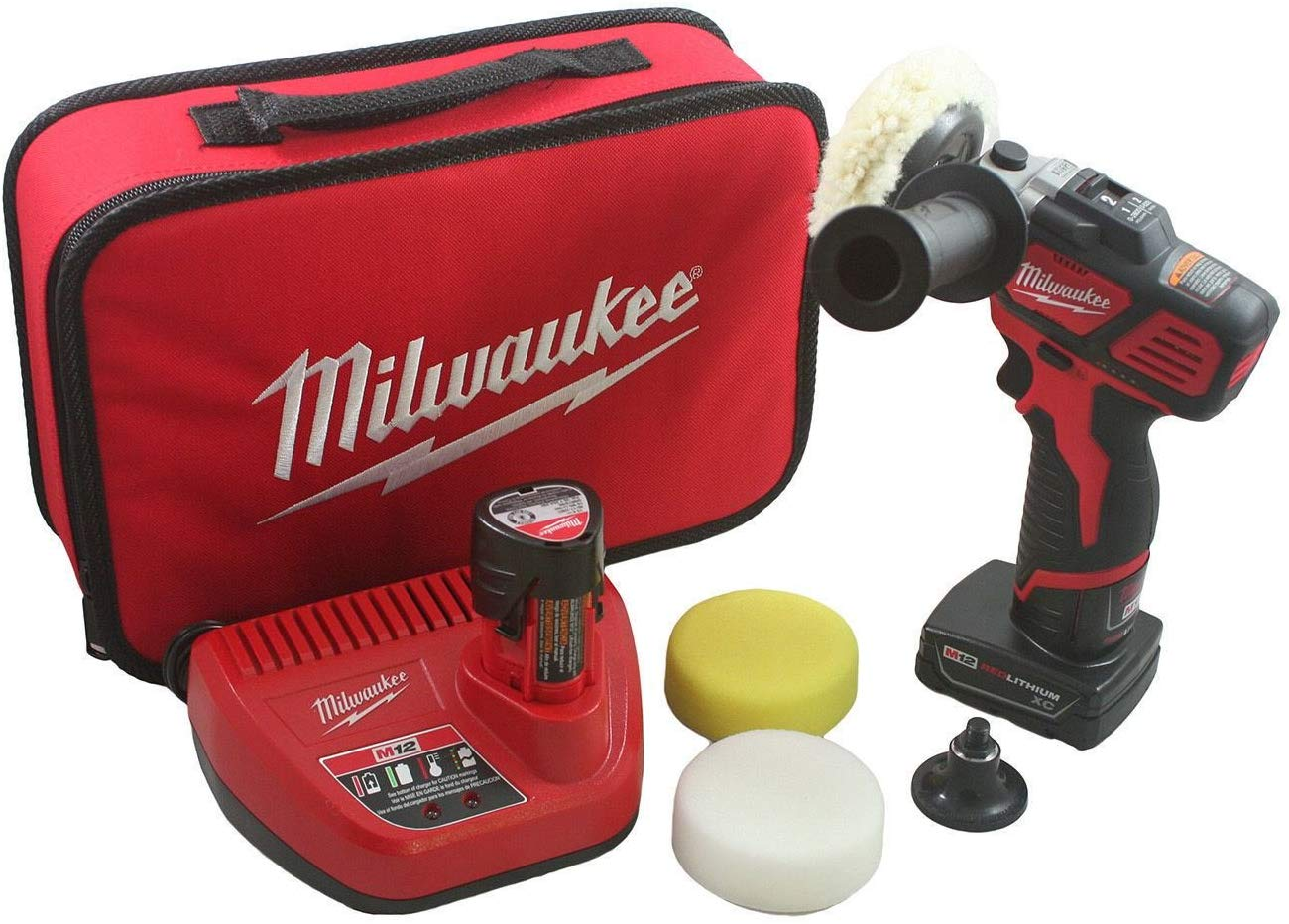 Milwaukee M12 Polisher