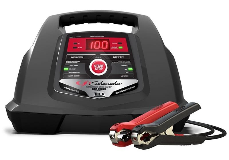 Electronic Car Battery tester