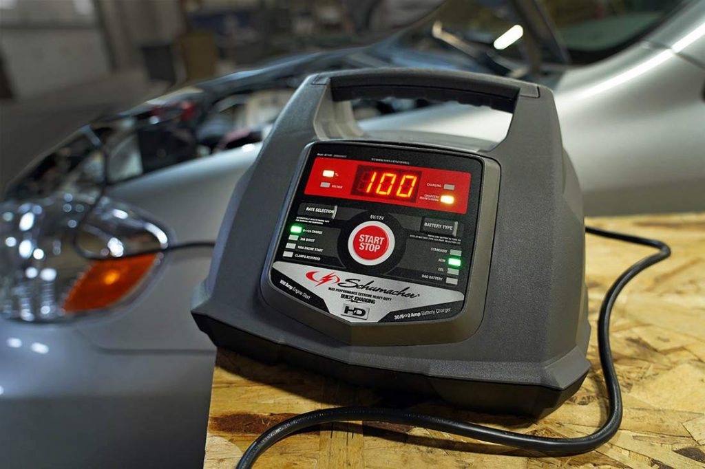 electronic car battery tester review