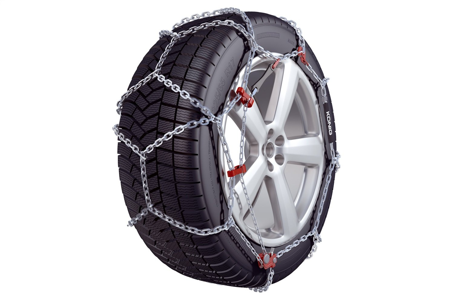 Konig Snow Chains XB-16 265 Review