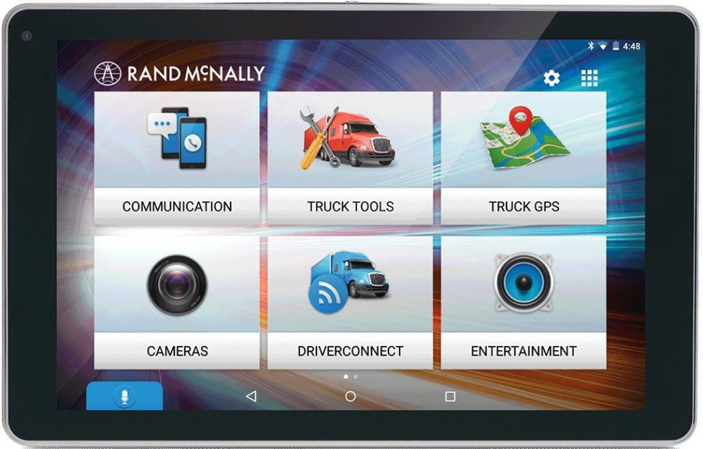 Rand McNally Truck GPS Navigation