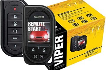 Viper 5906V 2-Way Car Security with Remote Start System