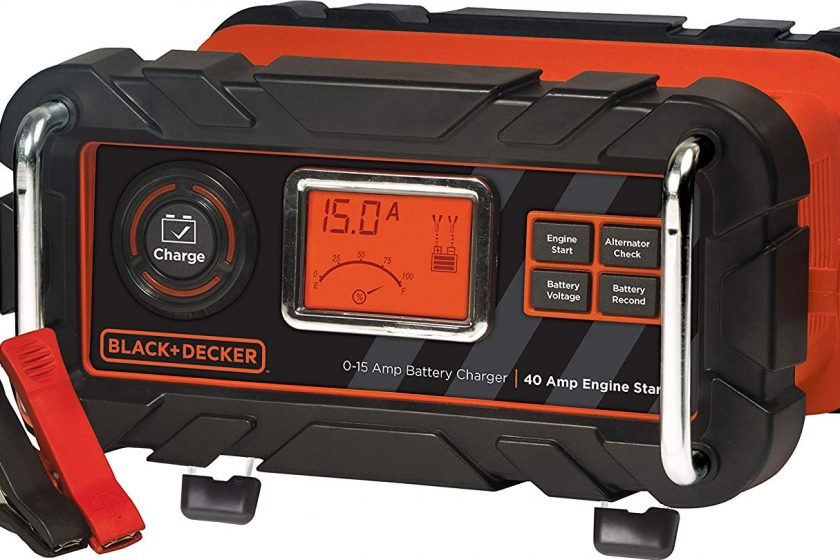 Car Battery Tester and Charger Review