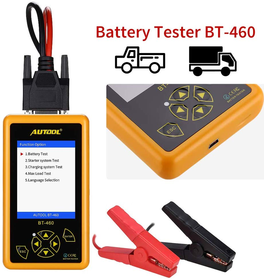 Car Battery Tester Ancel BST500