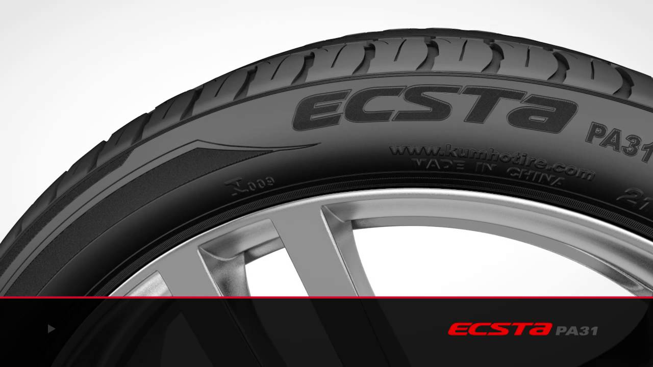 Kumho All Season Tires