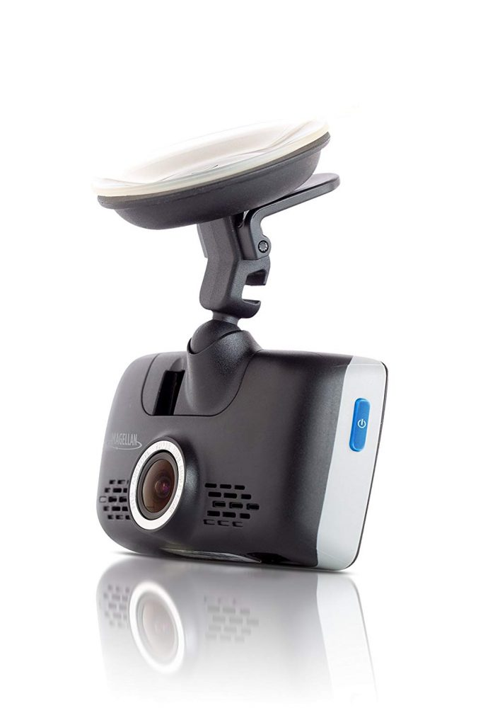 Magellan MiVue 638 Dash camera