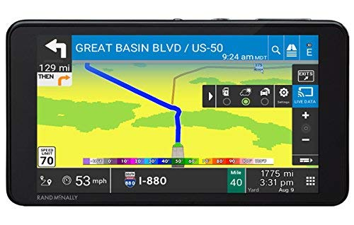 Rand McNally Truck GPS
