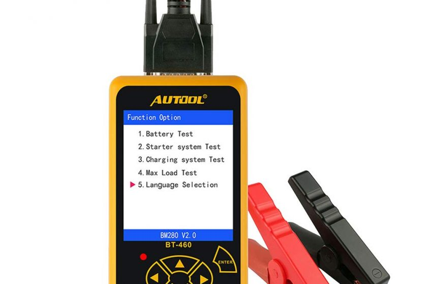 AUTOOL BT-460 Car Battery Tester and Scan Tool