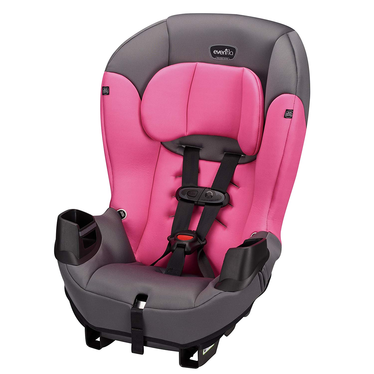 Evenflo Car Seat Pink