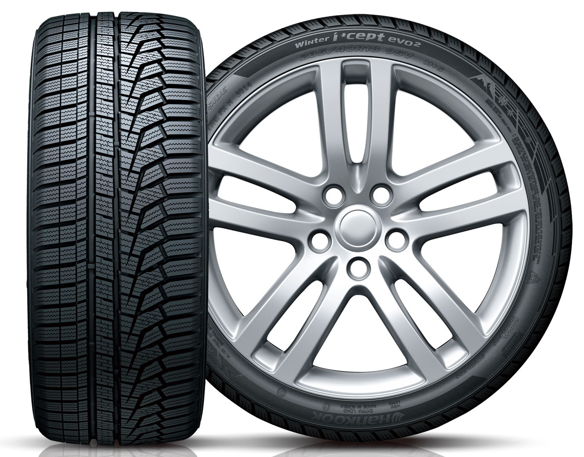 Hankook Winter Icept Evo2 WS320
