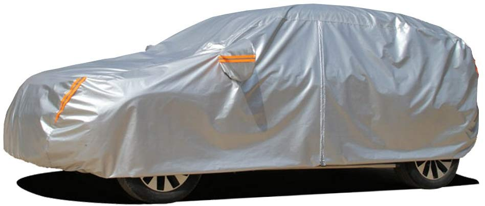 SUV All Weather Cover Kayme 6 layers