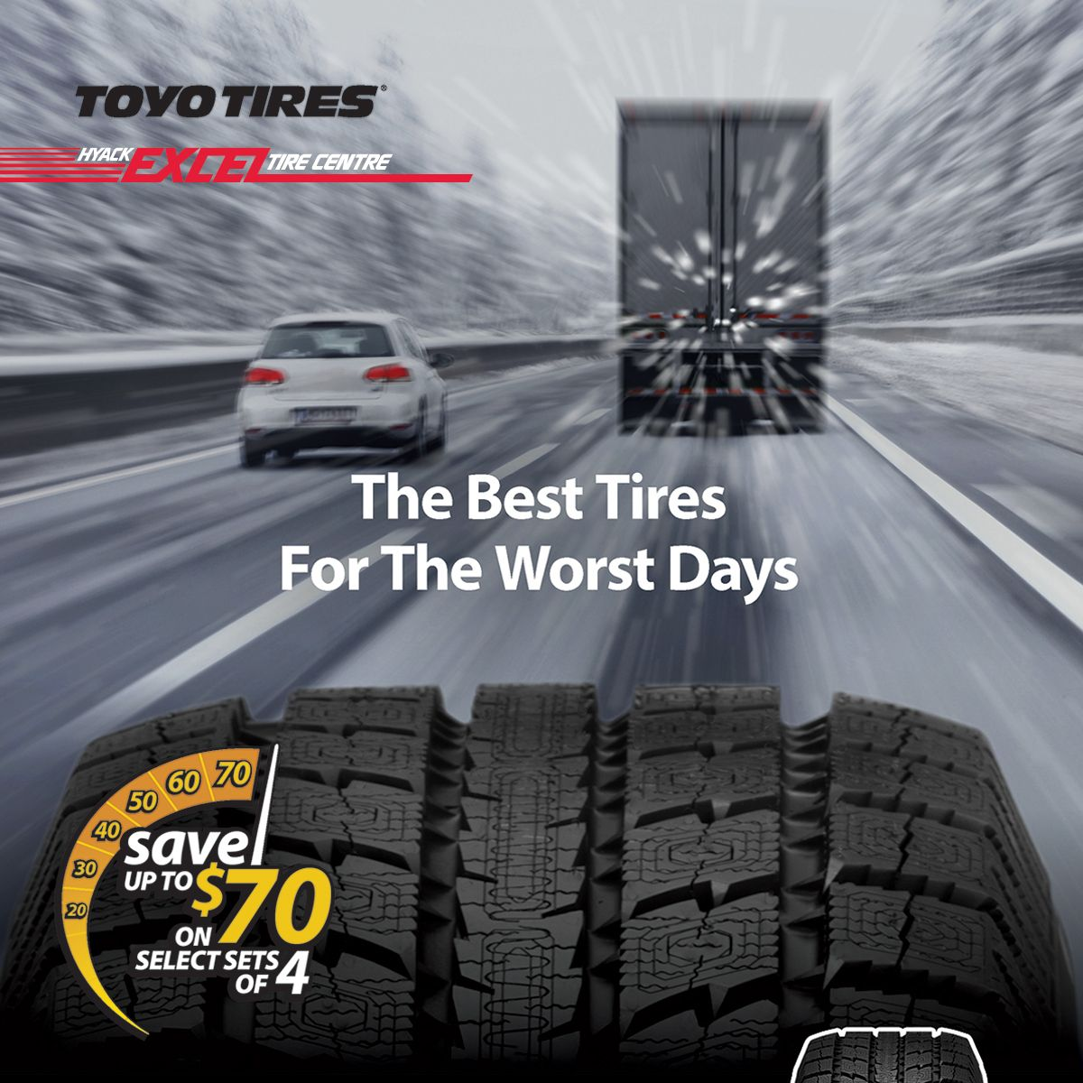 Toyo Winter Tires