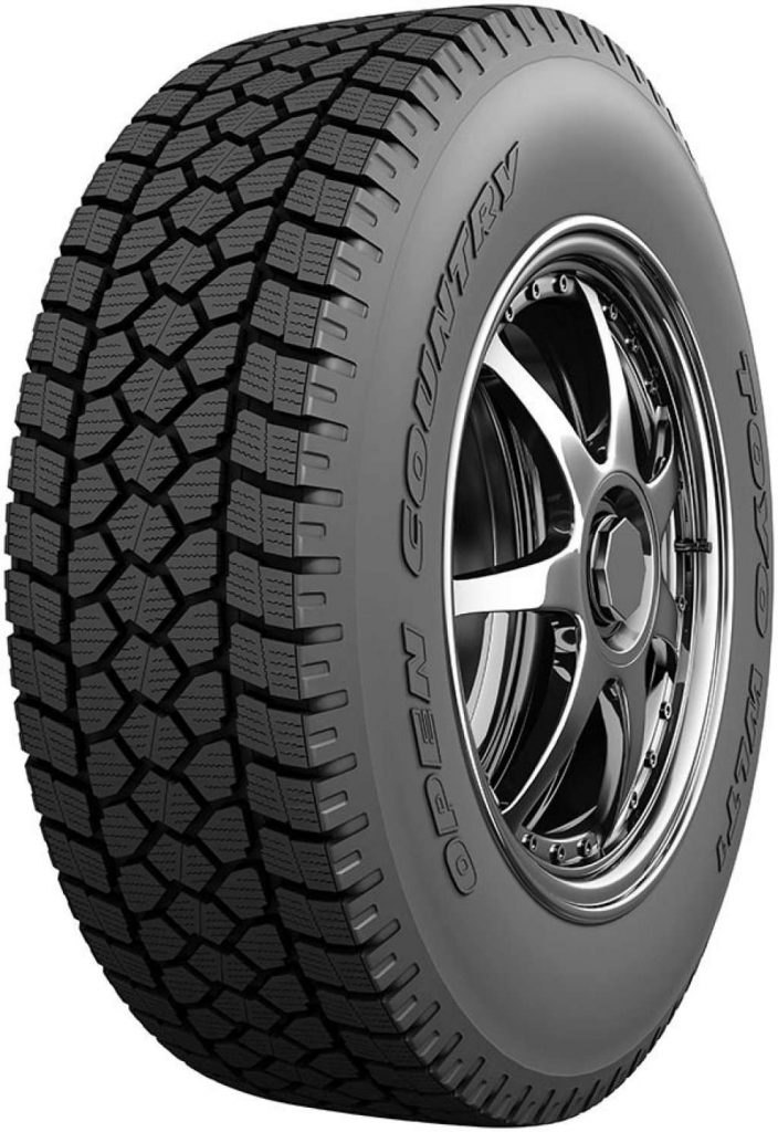 Toyo Winter Tire Open Country WLT1
