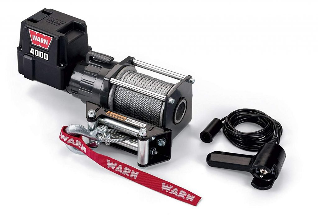 Warn Electric Utility Winch