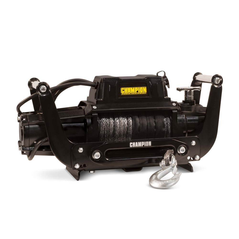 Truck Synthetic Winch