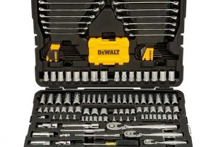 Dewalt Mechanics Tool set