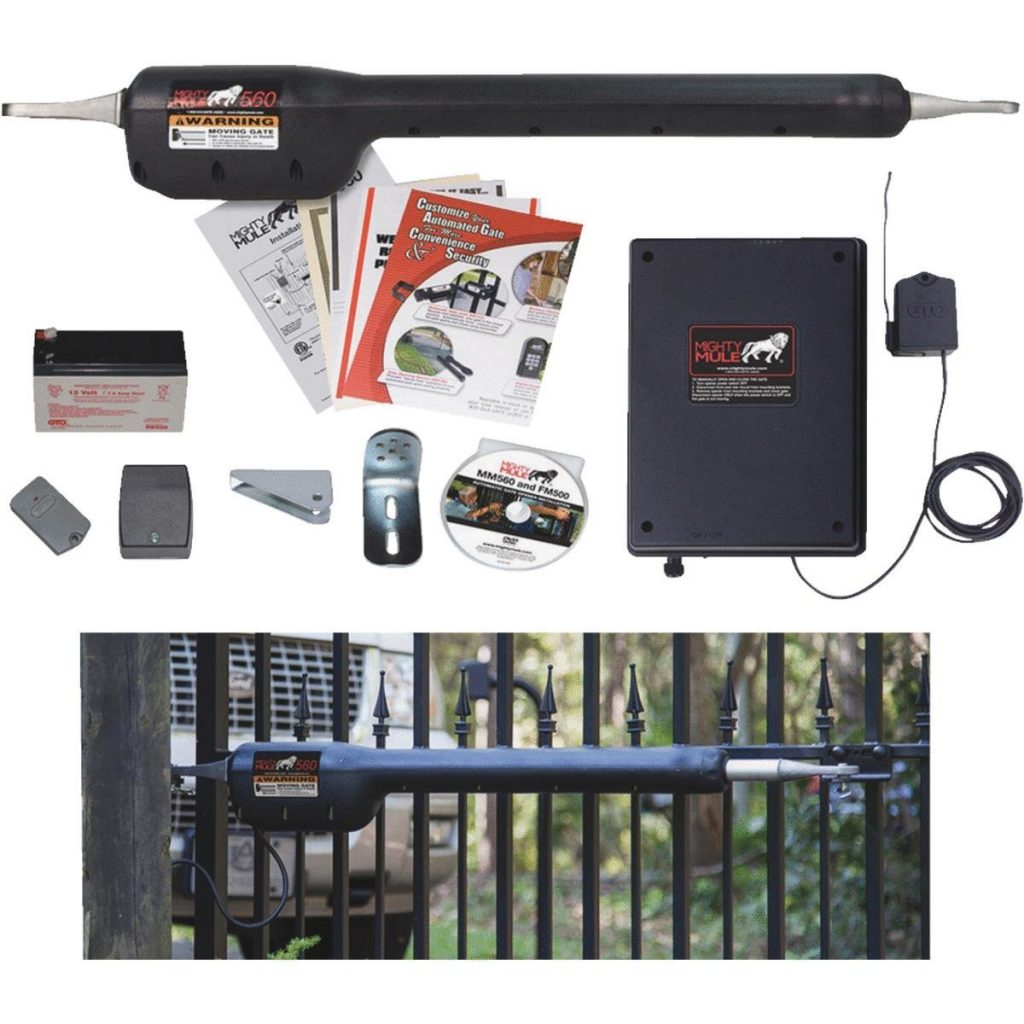 Mighty Mule Single Gate Opener Review
