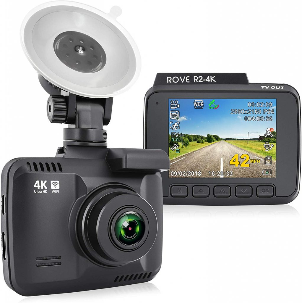 Best 4K Car Dash Cams