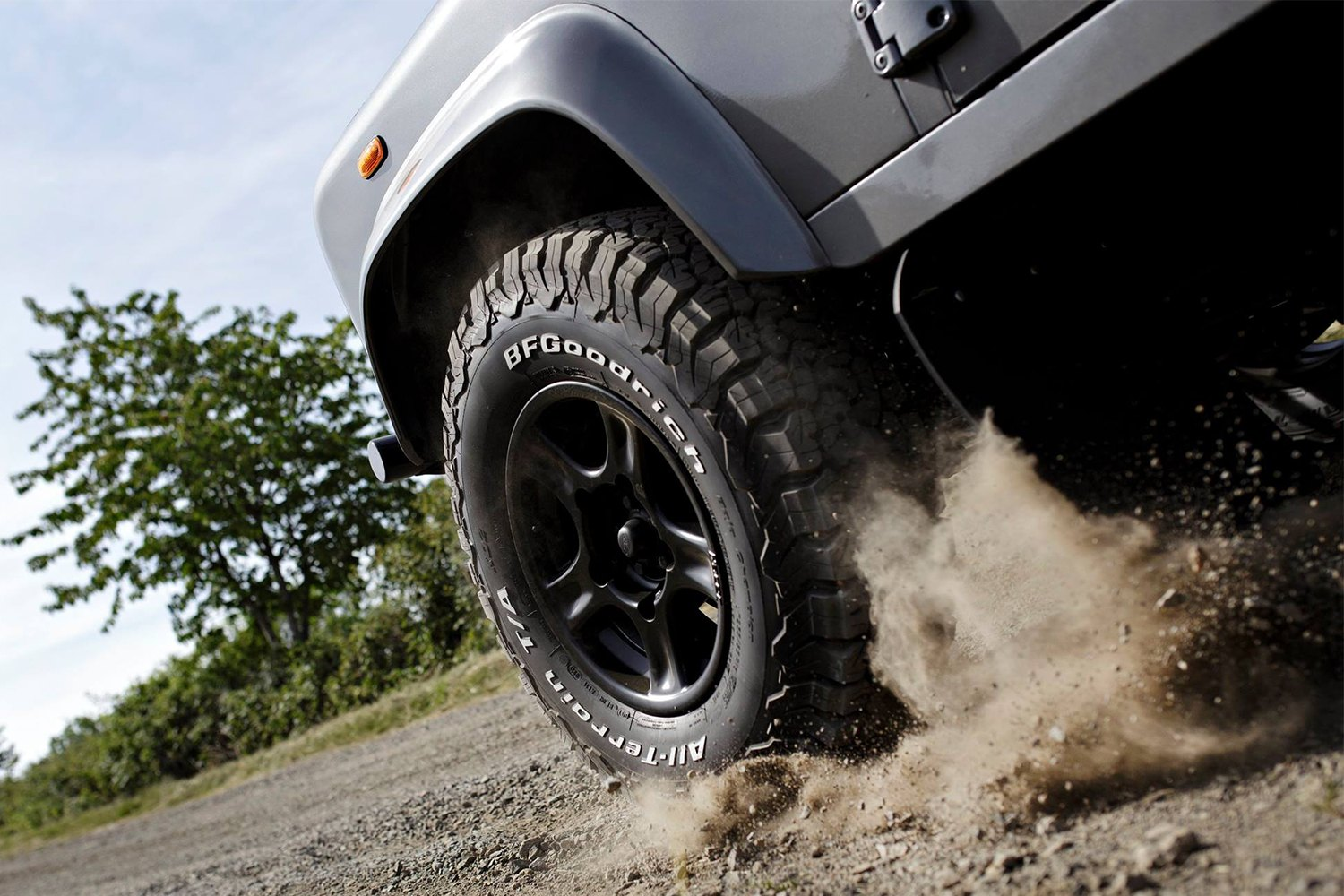 Best All-Terrain Tires For SUV