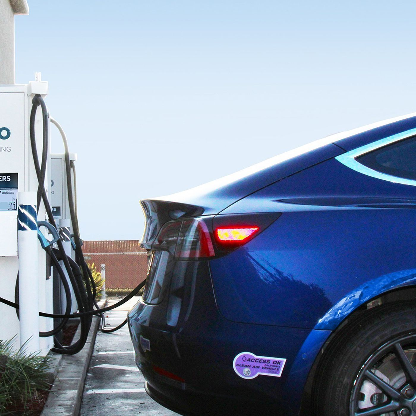 Blink Electric Vehicle Charger