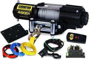 Champion 4500lbs Wireless Winch