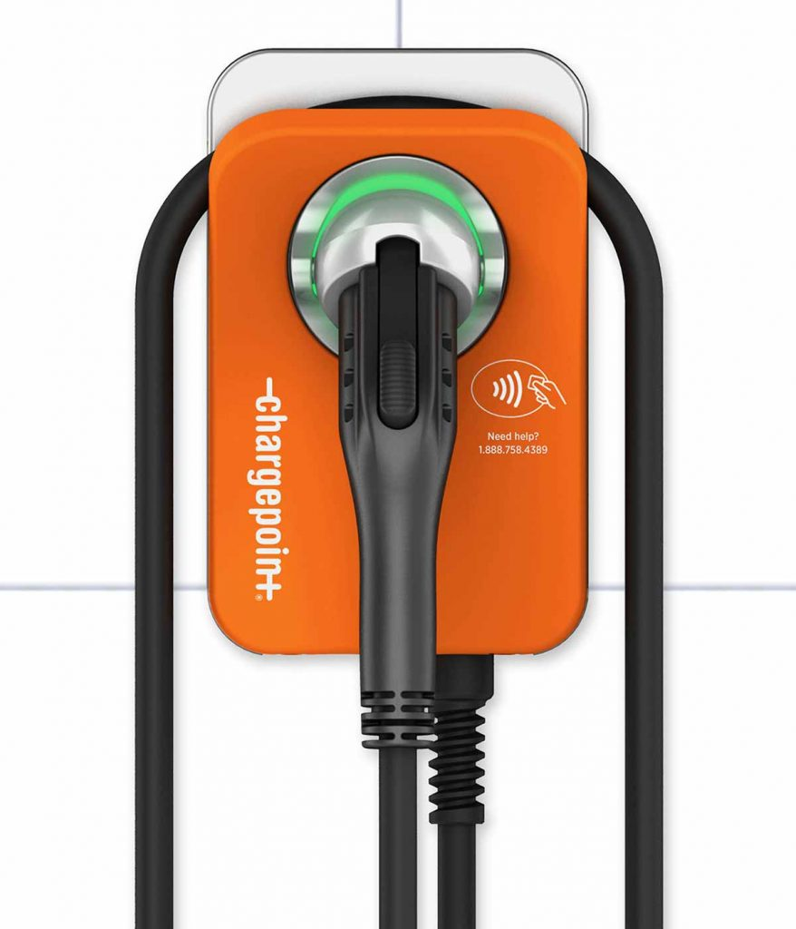 Charge Point Electric Vehicle Charger
