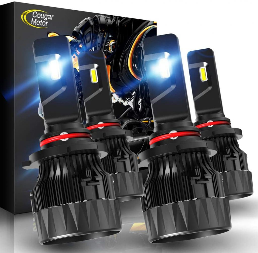 Cougar Motor X-Small LED Headlight Bulbs