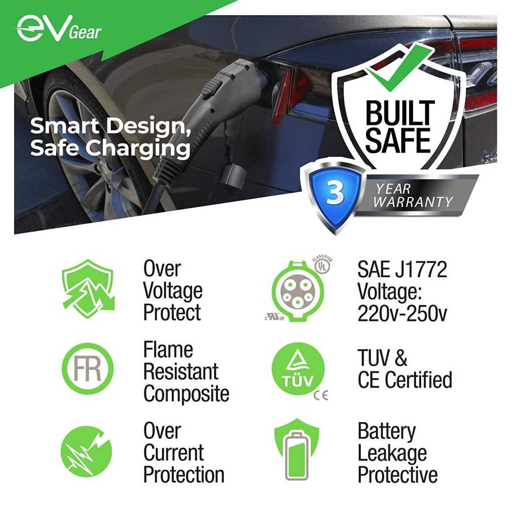 EV Gear Charging Station Review
