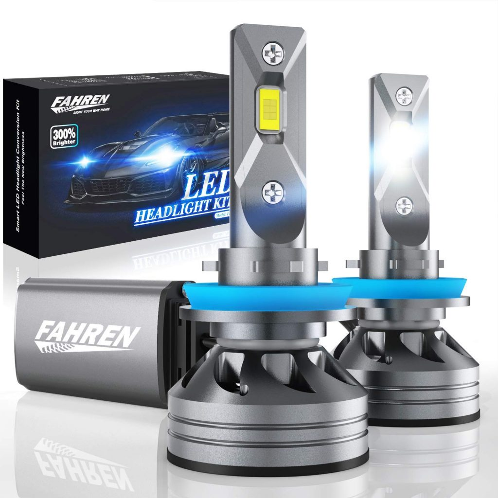 Fahren Lumens Super Bright Waterproof LED Headlights