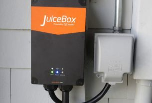 JuiceBox EV Charger