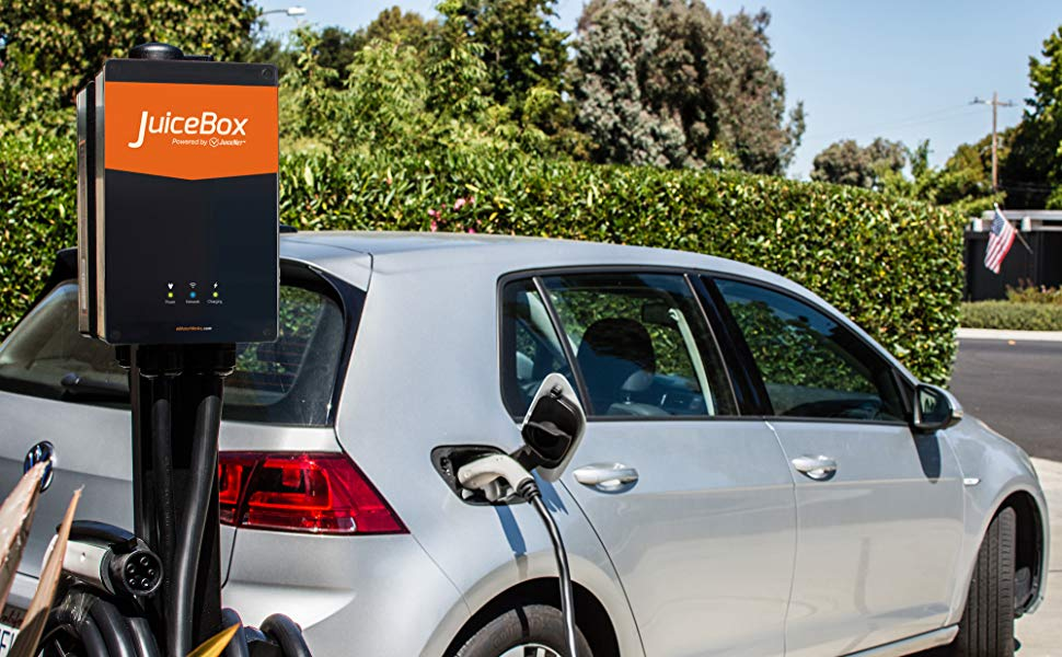 JuiceBox EV Charger review