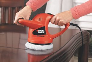 Black And Decker Car Polisher